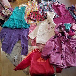 Other - Table lot of Girl's clothes Size 2